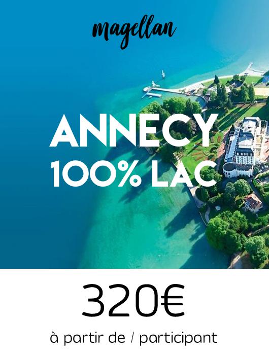 Organiser un seminaire à Annecy