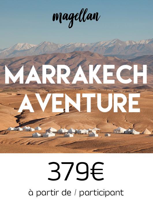 Organisation seminaire Marrakech
